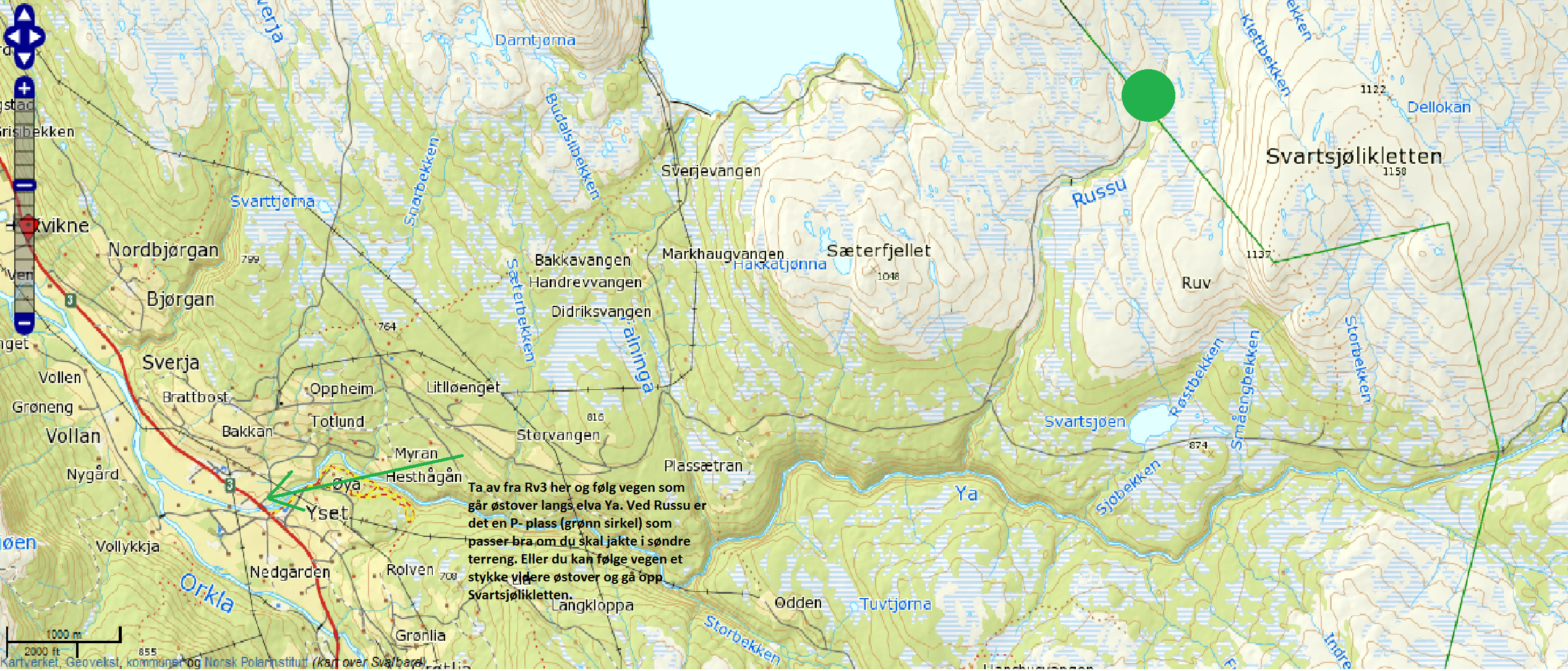 kart kvikne Kart og vegbeskrivelse | Kvikne Fjellstyre kart kvikne
